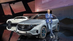 Daimler gibt 20 Milliarden Euro für Batteriezellen aus