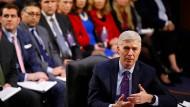 Kandidat für Surpreme Court geht auf Distanz zu Trump