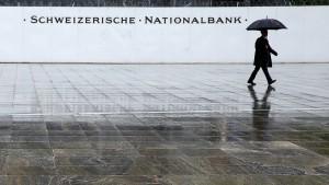 Wen stört die Abwertung des Frankens?
