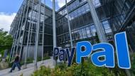 Deutsche Banken gegen Paypal