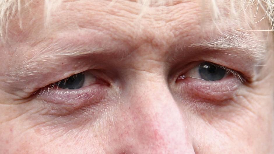 Prank with Boris Johnson