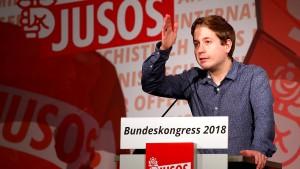 Die Jugend diktiert die SPD-Linie