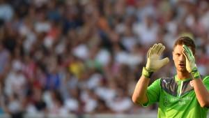 Der VfB verpasst den Zug nach Europa