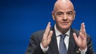 Die Fifa schränkt kritische Berichterstattung stark ein