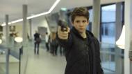 Als Felix mit der Pistole in die Schule ging