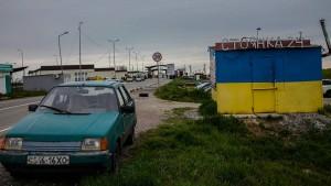 Kein Wasser für die Krim
