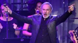 Neil Diamond beendet Tour wegen Parkinson
