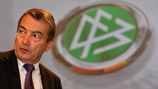 "Präsident Niersbach - ""Das ist okay so"""