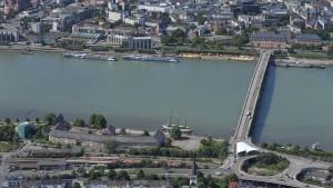 Aufbruchsstimmung auch links des Rheins