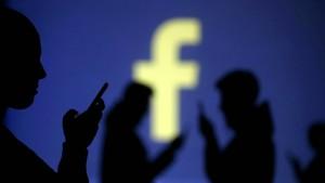 Facebook stellt eine Frage ohne Wahl