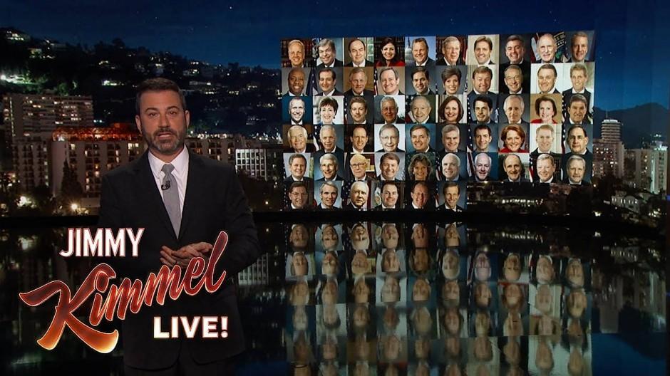 Jimmy Kimmel über die Schießerei in Las Vegas