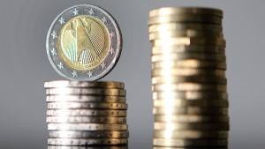 Deutschland hat 52 Milliarden Euro weniger Schulden