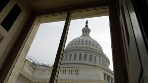 Washington ist ein Pulverfass