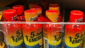 Jugendlicher stirbt an Koffein-Überdosis