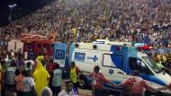 Blutiger Zwischenfall beim Karneval in Rio