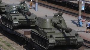 Putin befiehlt Truppenabzug