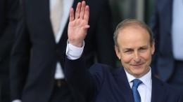 Martin zum neuen Ministerpräsidenten gewählt
