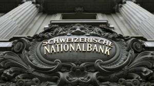 Der Schweizer Franken wird schwächer