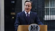 Cameron verspricht auch Engländern mehr Macht