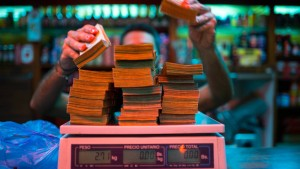 Rund um den Globus zieht die Inflation an