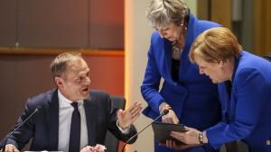 Brexit-Verschiebung bis zum 31. Oktober