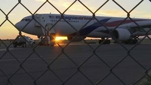 Kaputtes Triebwerk versetzt Malaysia-Airlines-Passagiere in Todesangst