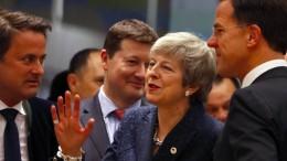 Eine kleine Atempause im Brexit-Streit