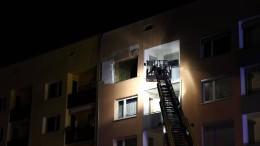 Vier Verletzte bei Explosion in Salzgitter