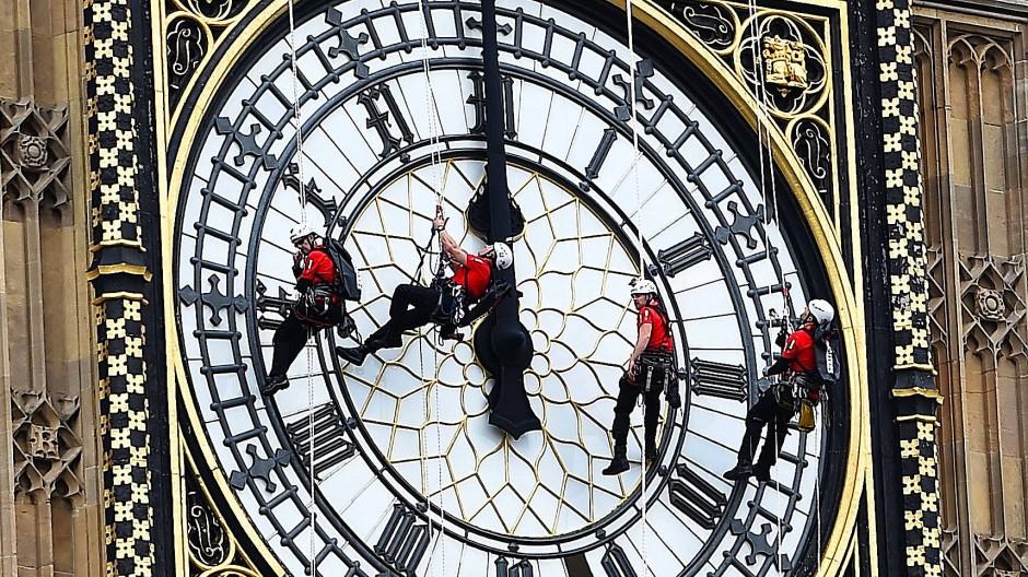 Die Zeit wird knapp: Bis zum 29. März wollen die EU und Großbritannien eine tragfähigen Vertrag aushandeln.