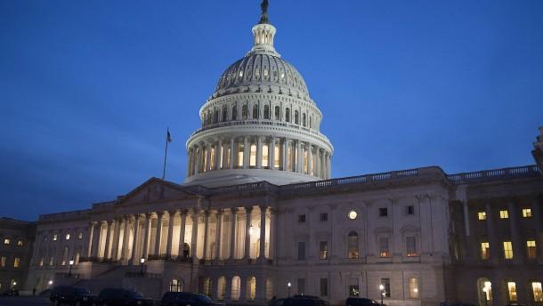 Senat verschiebt Abstimmung über Steuerreform