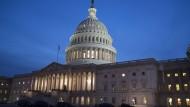 Die Steuerreform wird im Senat hitzig diskutiert.