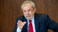 Luíz Inácio Lula da Silva im F.A.Z.-Gespräch