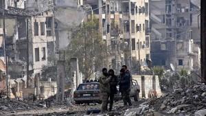 Regierung und Rebellen einigen sich auf Waffenruhe