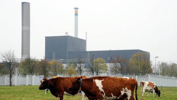 Kernkraftwerk Brunsbüttel wird abgerissen