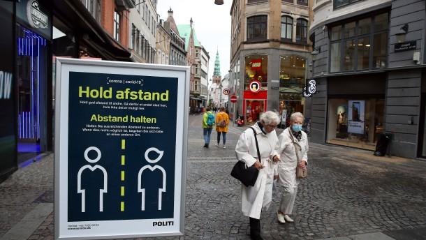 Ältere Menschen haben erhöhtes Risiko für mehrfache Corona-Infektionen