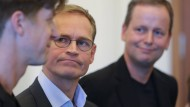 Berlin steuert auf rot-rot-grüne Regierung zu