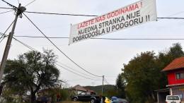 Bosnisches Dorf will von Wahl nichts wissen