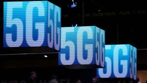 Die Welt im 5G-Fieber