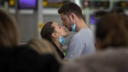 Keine generellen Einreise-Ausnahmen für Paare