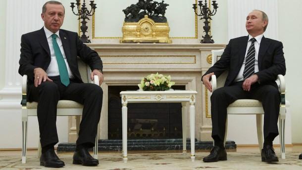 Planen Erdogan und Putin ein Anti-EU-Bündnis?