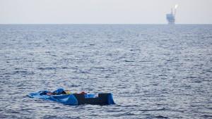 2019 bereits mehr als 1000 Tote im Mittelmeer