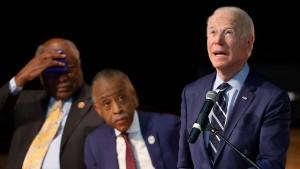 Für Joe Biden geht es um alles