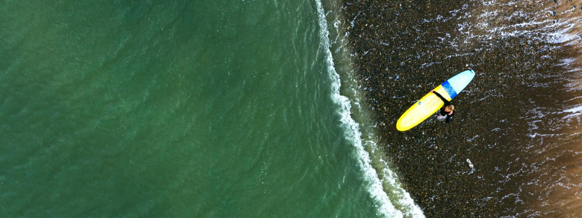 Corona-Welle lockt Surfer nach Dänemark