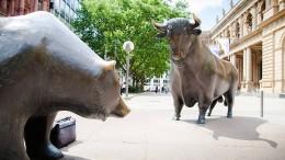 """""""Die Aktienmärkte dürften es dieses Jahr eher schwer haben"""""""