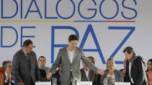 ELN-Rebellen und Regierung beginnen Friedensverhandlungen