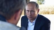 Putin möchte Assad retten