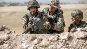 Mehrheit der Deutschen für stärkeren Kampf gegen IS