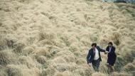 """Wer die Regeln der Singlegemeinschaft bricht, wird mit Blindheit gestraft: Colin Farrell und Rachel Weisz in """"The Lobster"""""""
