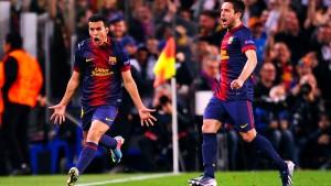 Barcelona reichen zwei Remis