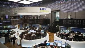 Deutsche Börse verlangsamt den Handel